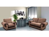 UNIVERSAL CORNERS**L/R HAND CORNERS**3+2 SETS**ARM CHAIRS AND FOOT STOOLS **UK DELIVERY