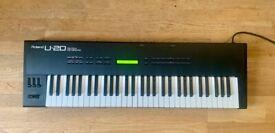 Roland U-20 Synthesizer