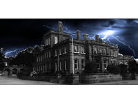 Ghost Hunting at Endcliffe Hall, Sheffield 13th May 2017