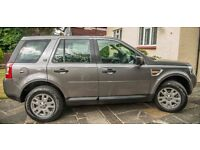 Land Rover Freelander 2 SE TD4 2.2 Litre Automatic 4WD SUV (57plate)