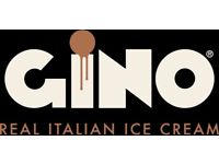 Ice cream / Gelato Junior Chef & Delivery Driver