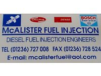 Diagnostic, Diesel fuel injection specialists, servicing and repairs