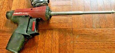 Hilti Dispenser Gun Spray Foam Model Cf Ds1 Construction 259768 Insulation Tool