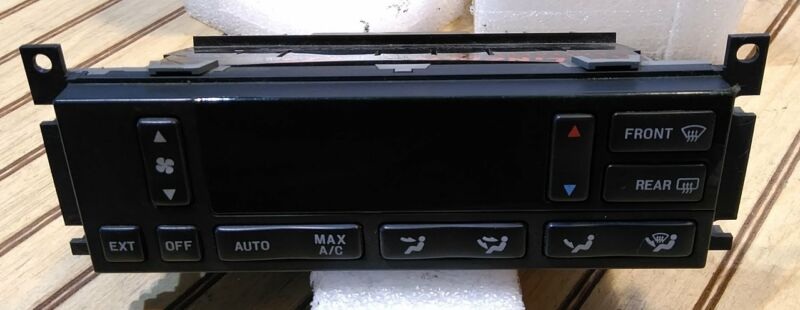 LINCOLN CONTINENTAL A/C CLIMATE CONTROL OEM 1998