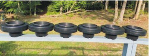 "6 of FLOATING POND PLANTERS 4.5"" x 9"" x9"" Unique way to enjoy aquatic plants"