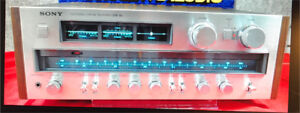 WANTED VINTAGE SONY STEREO STR-V5 or 6