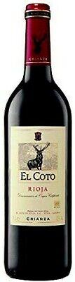 El Coto Crianza de Rioja 13 % Vol. 0,75 l – Rotwein aus Spanien