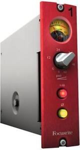 Focusrite Red 1  Microphone  Preamp - 500 style