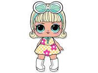 Lol Dolls Confetti Pop Brand New Retro Club Go-Go Gurl