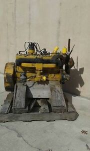 f227 continental hyster engine (WANTED) Launceston Launceston Area Preview