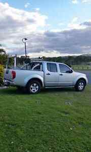 2007 Nissan Navara Ute **12 MONTH WARRANTY** Coopers Plains Brisbane South West Preview