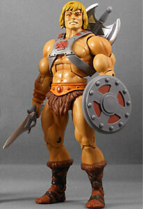 Masters of the Universe Classics Figures