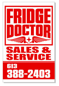 SALES ON NOW AT THE FRIDGE DOCTOR