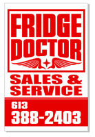 Need your Appliance fixed Call The Fridge Doctor Today