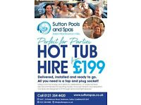 Birmingham Hot Tub Hire