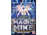 Magic Mike BLU-RAY (plus others)
