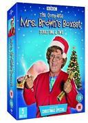 Mrs Browns Boys Christmas DVD