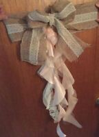 Rustic Wedding Decorations & Brand New Dress *** REDUCED PRICES!