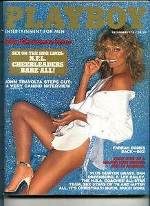 Complete Set Playboy Magazines 1975-1985