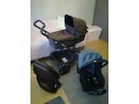 BRIO TRAVEL SYSTEM AS NEW RRP 500 PEREFCT COND