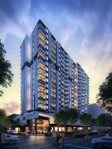2 Bed, 2 Bath, 1 Car - $465 Bowen Hills, 15th Floor Unit
