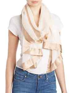 $110 for 3 100% Pure Silk Echo Scarves