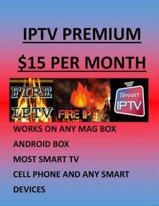 IPTV Sweet Cherry