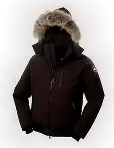 Canada Goose Borden Bomber Brown