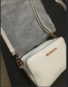 MICHAEL KORS SMALL CROSSBODY HANDBAGS WHITE & OTHER COLOURS