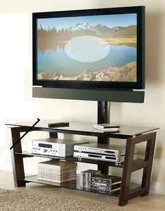 "TV STAND FOR 50"" OR SMALLER XLTR2252G-MC $189. 00 SAVE $210"