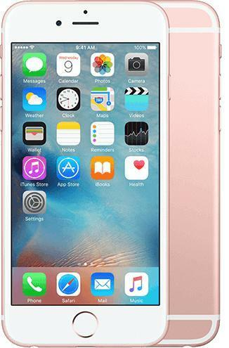 Apple iPhone 6s 32GB Rose Gold bij KPN