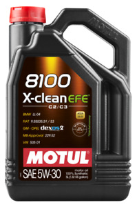 ON SALE!!! MOTUL 8100 X-CLEAN EFE SAE 5W30