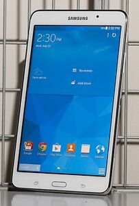 Samsung Galaxy Tab 4, 7 inches in excellent condition.