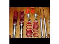 Vw Golf mk4/Bora coilovers suspension