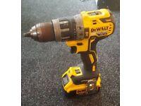 Dewalt Brushless Drill DCD796