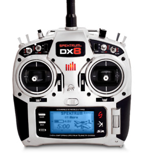 Spektrum DX8 transmitter tx for R/C drones