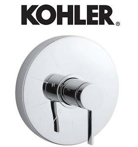 NEW* KOHLER RITE-TEMP VALVE TRIM STILLNESS - POLISHED CHROME 99921624