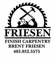 Finishing Carpenter for hire