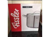 Fissler stock pot