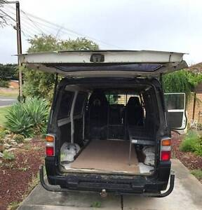 Mitsubishi Express Van Cargo Barrier and Cargo Shelving Holden Hill Tea Tree Gully Area Preview