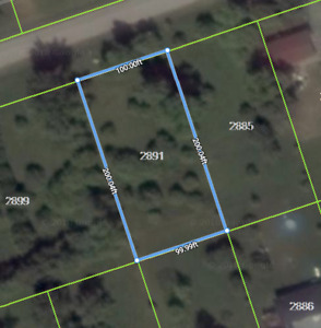 RESIDENTIAL BUILDING LOT CLOSE TO LAKE SIMCOE