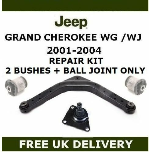 FOR JEEP GRAND CHEROKEE REAR UPPER SUSPENSION CONTROL ARM BALL JOINT A-FRAME