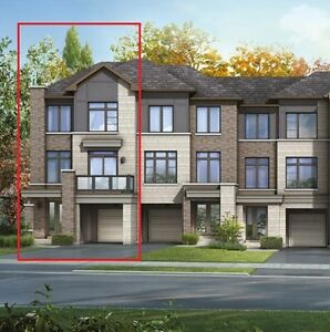 25' LOT- 4 Level Brand New Townhome, Newmarket,Upper Canada Mall