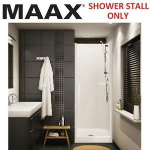 NEW* MAXX BIARRITZ 1PC SHOWER STALL 100726-000-002-000 242814459 32x29