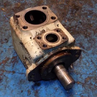 Vickers Hydraulic Pump 45v 50a 86c A70 20 282l