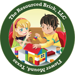 Resourced Brick LEGO Sets and Toys