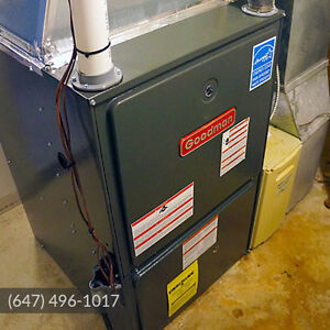 Furnaces & Air Conditioners - HIGH EFFICIENCY [Install Included]