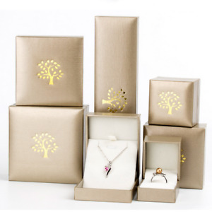 Leather Jewelry Gift Box Great Quality Wholesale In Stock!