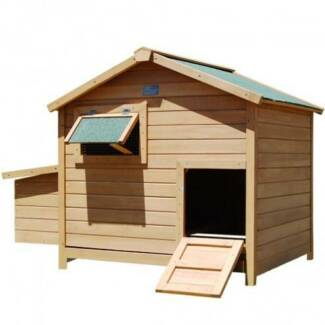 FREE SHIPPING - DOUBLE STORY GUINEA PIG HUTCH WITH NEST BOX (... Fortitude Valley Brisbane North East Preview