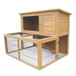 FREE SHIPPING - DOUBLE STORY FERRET CAGE WITH RUN (MEDIUM) Fortitude Valley Brisbane North East Preview